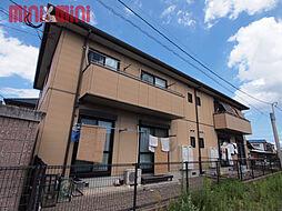 福岡県糸島市浦志1丁目の賃貸アパートの外観