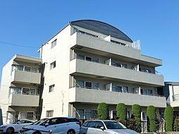 神奈川県横浜市神奈川区西寺尾3丁目の賃貸マンションの外観
