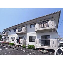 静岡県静岡市清水区春日2丁目の賃貸アパートの外観