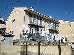サニーヒル松ノ木A棟[2階]の外観