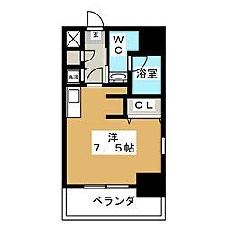 エグゼプレジオ[11階]の間取り
