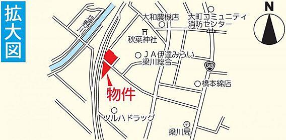 【現地案内図】