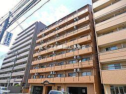 ライオンズマンション岡山医大南第2[4階]の外観