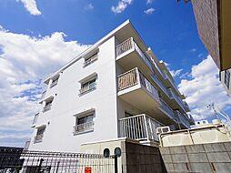 埼玉県所沢市東所沢1丁目の賃貸マンションの外観