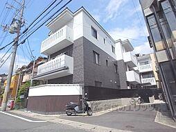 京都地下鉄東西線 椥辻駅 徒歩7分の賃貸マンション