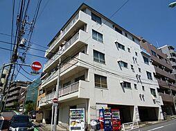 八千代マンション[3階]の外観