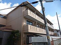 メゾンドールヤマヒデ参番館[1208号室号室]の外観