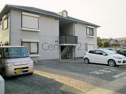 レジデンス松井[2階]の外観