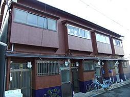 南加賀屋薮内文化住宅北棟[26号室]の外観
