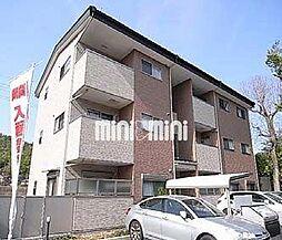 京都府京都市北区上賀茂池端町の賃貸マンションの外観