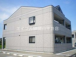 岡山県岡山市東区西大寺浜丁目なしの賃貸マンションの外観