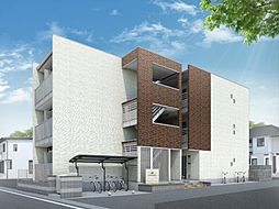 埼玉県さいたま市桜区南元宿の賃貸マンションの外観