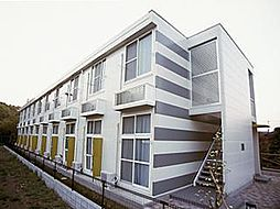 埼玉県川口市安行原の賃貸アパートの外観