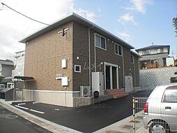 [テラスハウス] 福岡県福岡市南区野間3丁目 の賃貸【/】の外観
