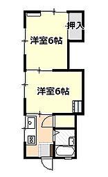 毛呂駅 3.4万円