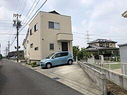 2台の並列駐車が可能です