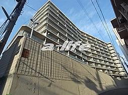 兵庫県神戸市中央区花隈町の賃貸マンションの外観