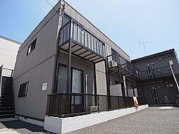スタジオ北柏[1階]の外観
