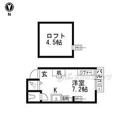 松ヶ崎駅 4.5万円