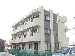 三重県松阪市東町の賃貸マンションの外観