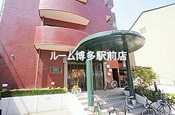 ライオンズマンション博多中央[3階]の外観