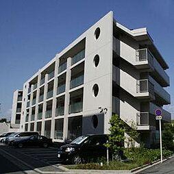 東奈良・リッツハウス[202号室]の外観