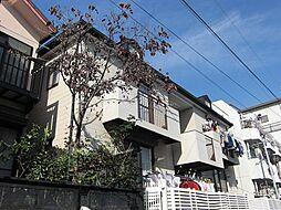 兵庫県神戸市兵庫区会下山町2丁目の賃貸アパートの外観