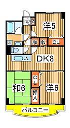 MMビル[5階]の間取り