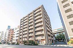 角の部屋「セブンスターマンション第2日本橋」