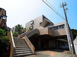 兵庫県神戸市北区鈴蘭台南町8丁目の賃貸マンションの外観