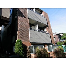 東京都杉並区上高井戸1丁目の賃貸マンションの外観