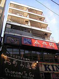 幡ヶ谷中央ビル[4階]の外観