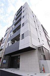 東京都北区赤羽3丁目の賃貸マンションの外観