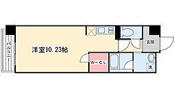 グランドールTM松戸[305号室]の間取り