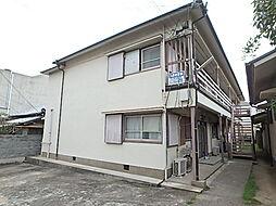 兵庫県神戸市垂水区坂上5丁目の賃貸アパートの外観