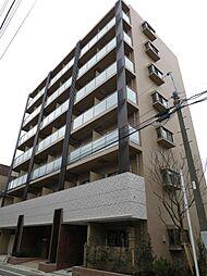 東京都江東区常盤1丁目の賃貸マンションの外観