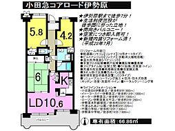 小田急コアロード伊勢原
