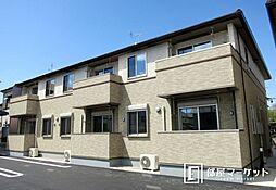 名鉄西尾線 福地駅 徒歩35分の賃貸アパート