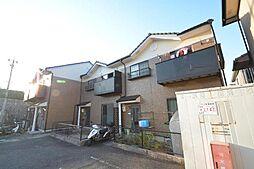 愛知県名古屋市守山区笹ヶ根3丁目の賃貸アパートの外観