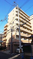 東明マンション新東[3階]の外観