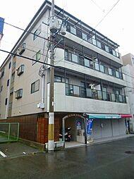ソレイユ長居[4階]の外観