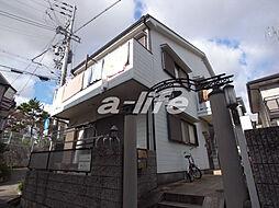 兵庫県神戸市東灘区御影石町4丁目の賃貸アパートの外観