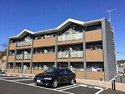 千葉県大網白里市駒込の賃貸マンションの外観