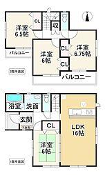三輪駅 2,480万円