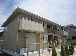 埼玉県川口市大字石神1661丁目の賃貸アパートの外観