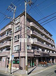 レインボー青柳[5階]の外観