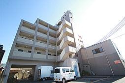 愛知県日進市浅田町東前田の賃貸マンションの外観