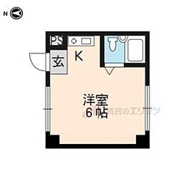 藤森駅 2.7万円