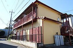 サンハイムアベ[101号室]の外観