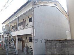 久世荘[1階中号室]の外観